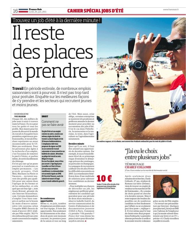 France Soir-job-d-ete_p1
