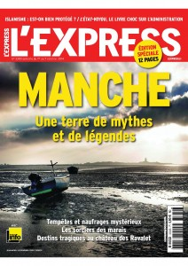 photo couverture La Manche